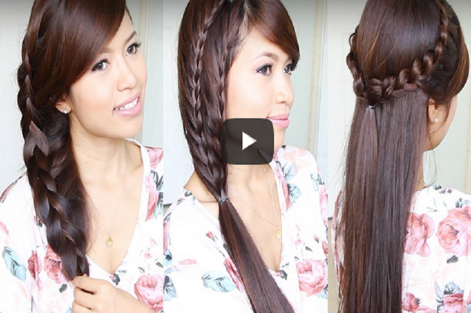 How to hairstyle at home_www.fashionexperts.club