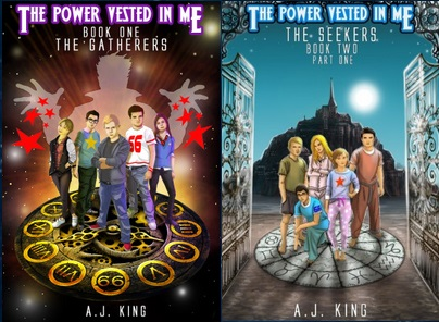 "Interview with A. J. King - Author of ""The Power Vested in Me Trilogy""_www.fashionexperts.club"